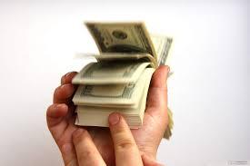 banconote mano