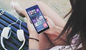 smartphone ragazza