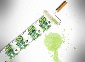 denaro vernice